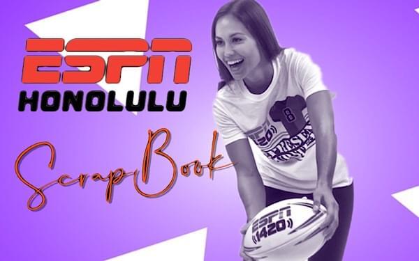ESPN Honolulu Scrapbook #13