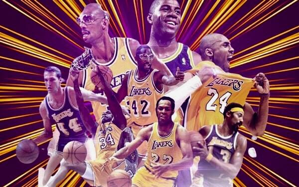 Ten Facts: The Los Angeles Lakers