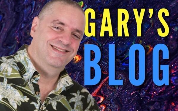 Gary's Blog: Filling the Void