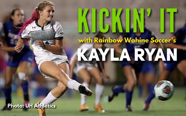 On the Pitch Q&A: Kayla Ryan