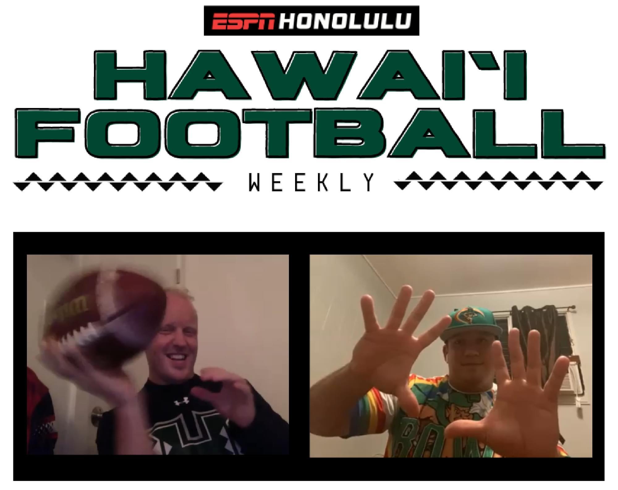 Hawaii Football Weekly