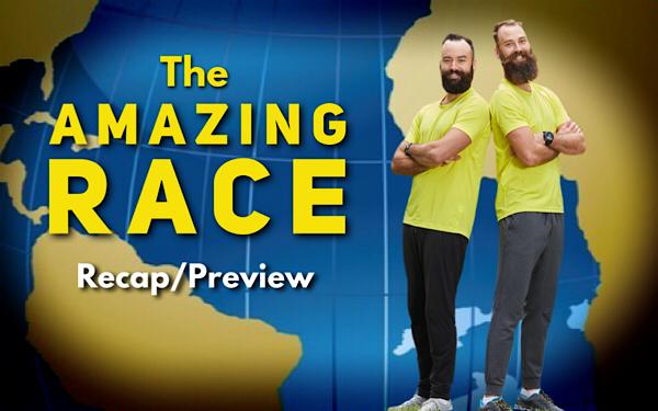 The Amazing Race: Episode 3