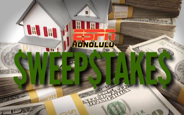 Enter ESPN Honolulu's Sweepstakes!