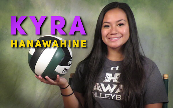 Q&A: Kyra Hanawahine