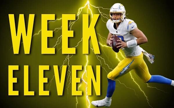 Week 11 Top Plays