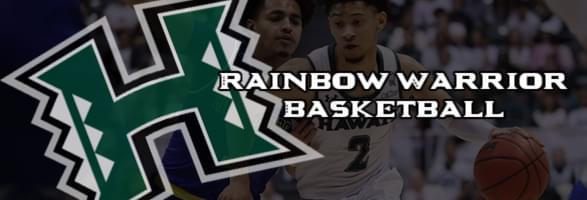 Rainbow Warrior Basketball Schedule