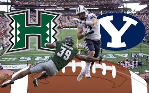 The Five Greatest UH-BYU Games