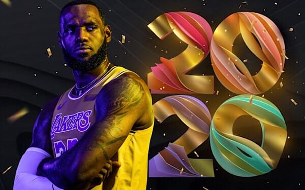 Athlete of the Year: LeBron James