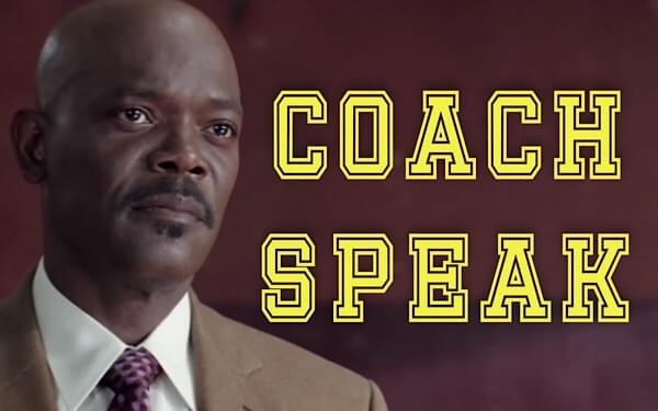 Sports Movie Speeches