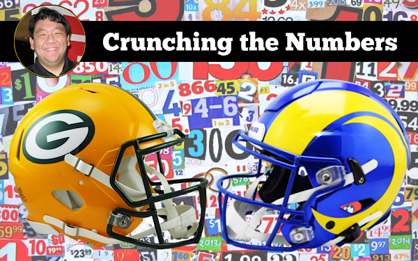 Clutching the Numbers: Packers vs Rams