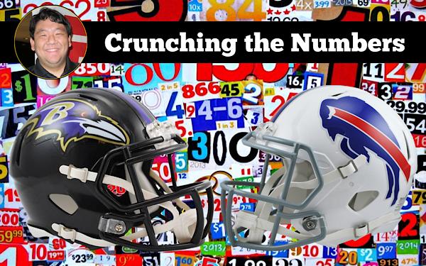 Clutching the Numbers: Bills vs Ravens