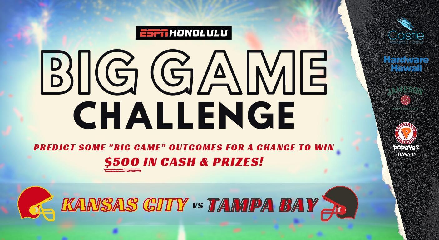 Big Game Challenge 2021