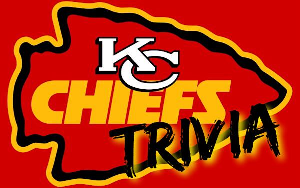 Chiefs Trivia Quiz