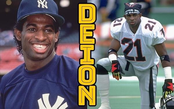 """When Deion was """"Prime Time"""""""