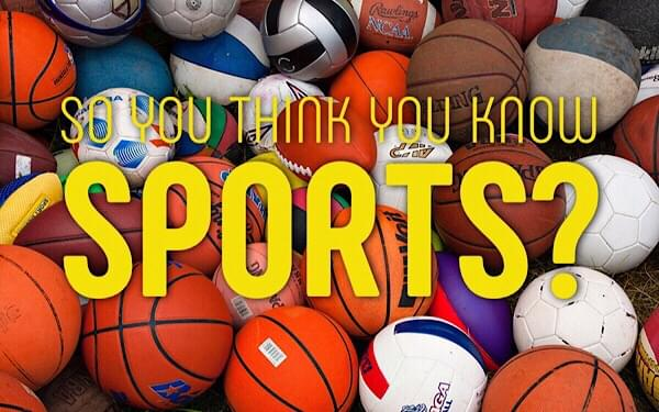 Test Your Sports IQ