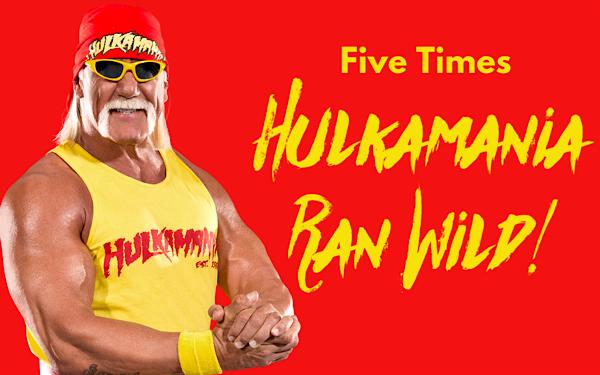 When Hulkamania Ran Wild