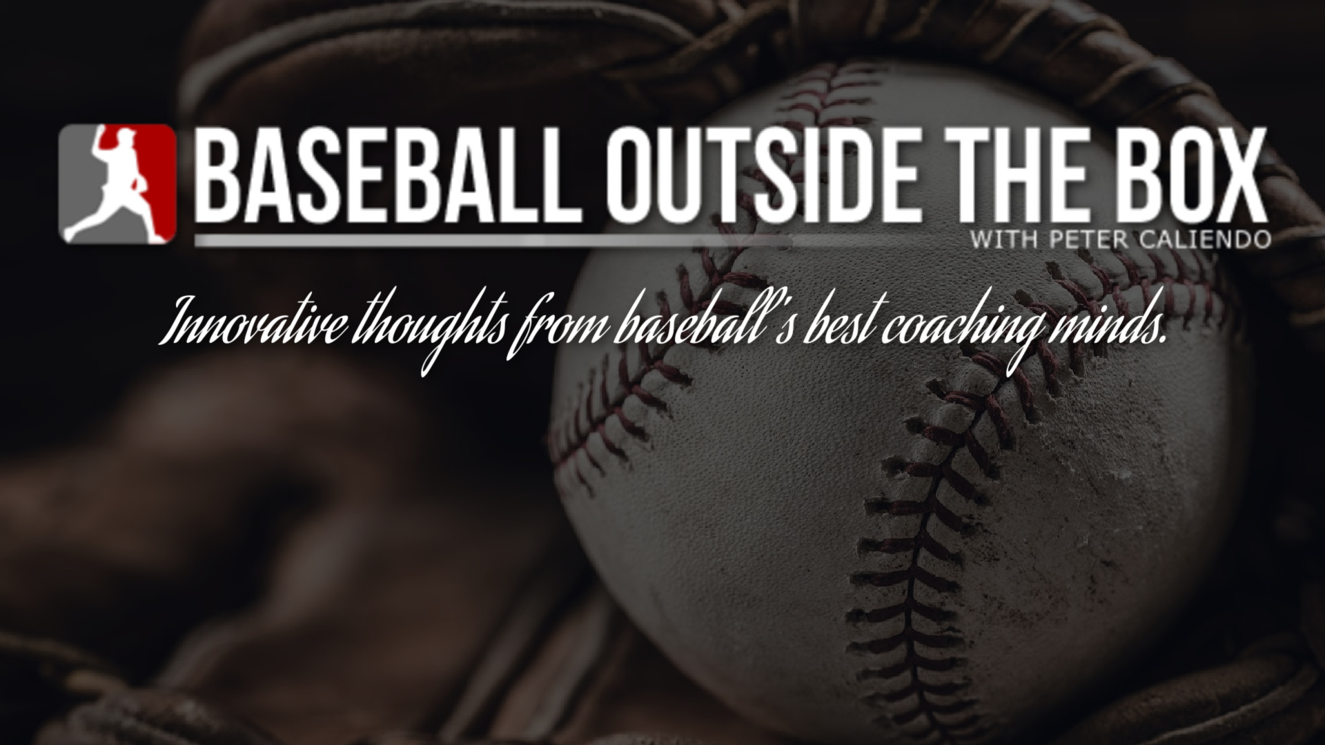 Baseball Outside the Box