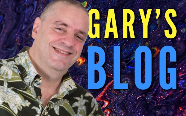 Gary's Blog: The Leaving Game