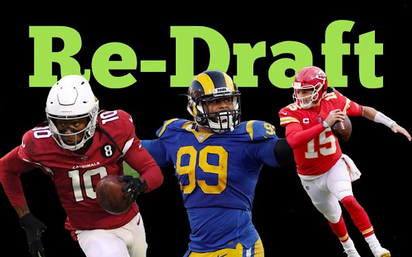 The Great NFL Re-Draft