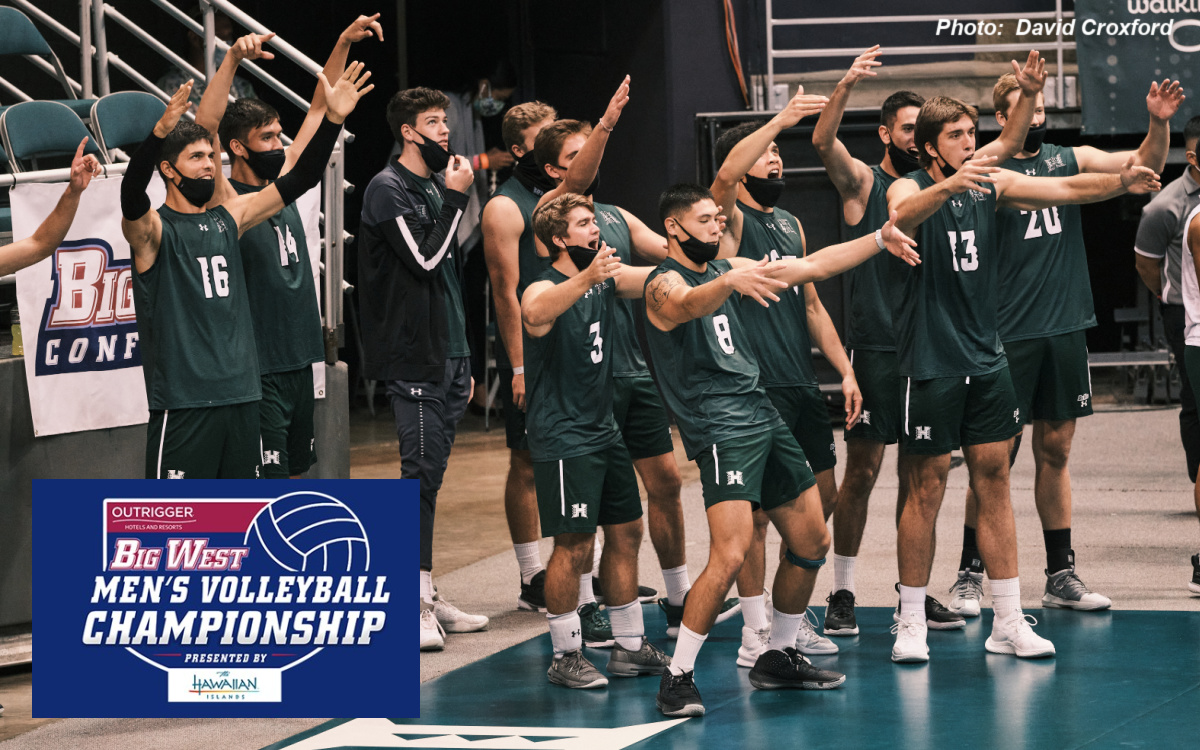 Quick Sets: BW Men's Volleyball Championship