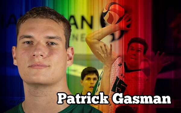 Tomorrow: Patrick Gasman