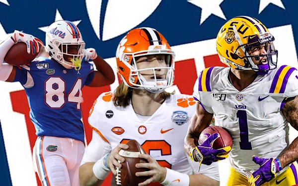 NFL Mock Draft #2,458