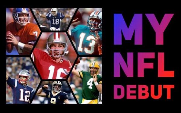 NFL QB Debuts