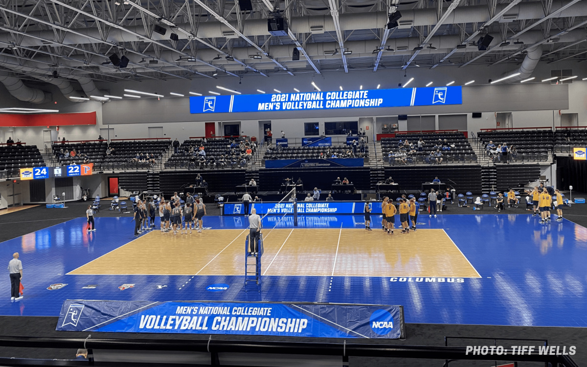 Quick Sets: The Covelli Center and Championship Volleyball