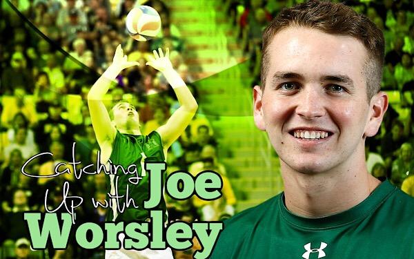 Tomorrow: Joe Worsley