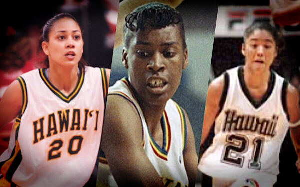 Our All-Time Rainbow Wahine Hoops Team