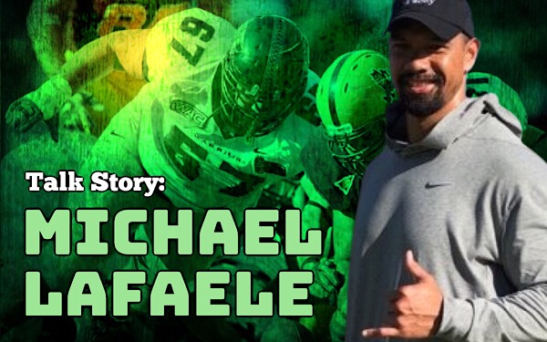 Tomorrow: Michael Lafaele