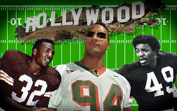 From the Gridiron to Hollywood