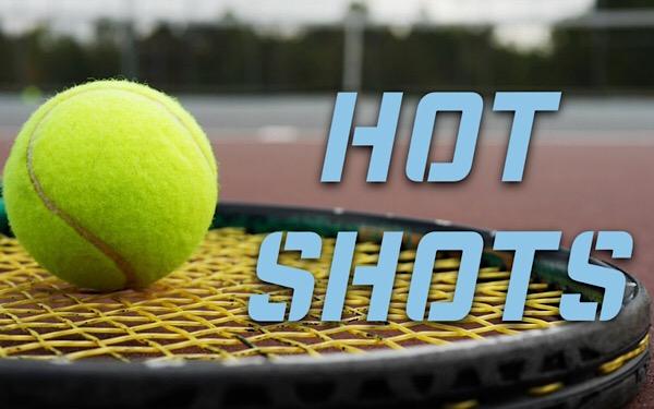 Amazing Tennis Shots