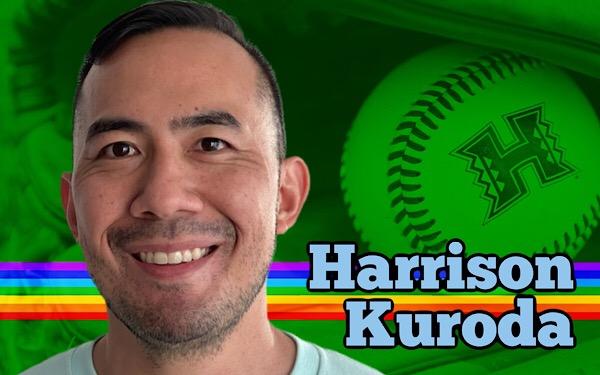 Tomorrow: Harrison Kuroda