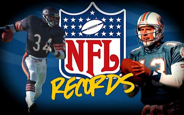 Pop Quiz: NFL Record Holders