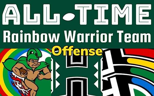 All-Time UH Offense