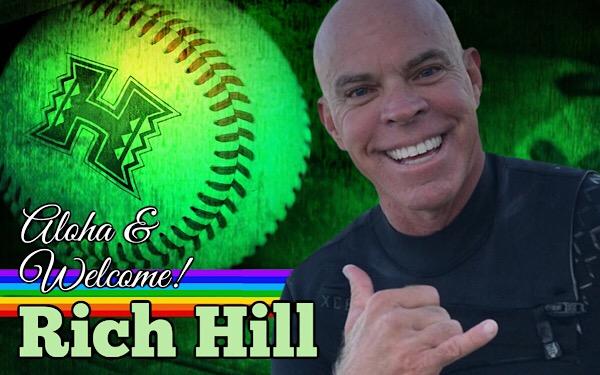 New Baseball Coach: Rich Hill