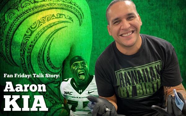 Tomorrow: Aaron Kia