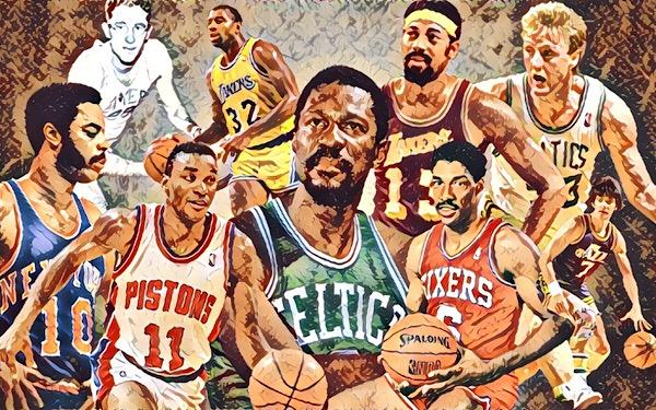 NBA: The Legends Quiz