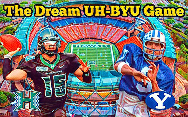 The Ultimate UH-BYU Game