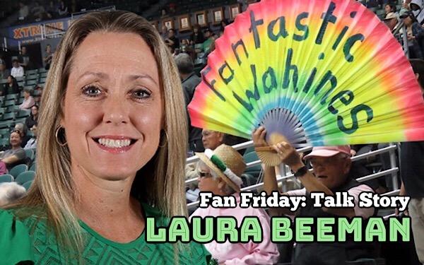 Today: Laura Beeman