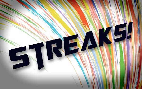 Pop Quiz: Streaks