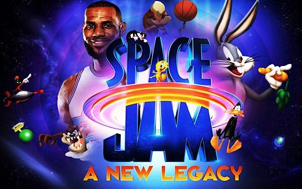 """Movie Review: LBJ's """"Space Jam"""""""