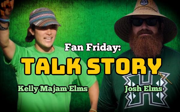 Friday: Kelly Majam Elms & Josh Elms