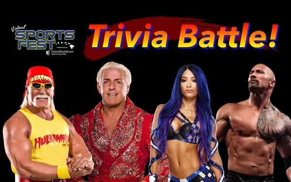 Today: Pro Wrestling Trivia Battle!