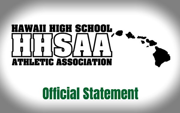 HHSAA Approves Revised Schedule