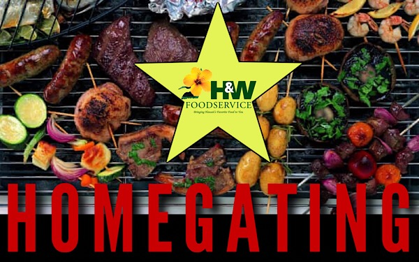 Win a Homegating Feast!