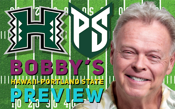 Preview: Hawaii-Portland State