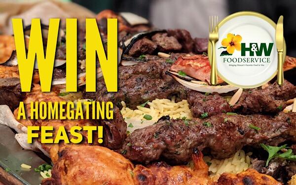 Win a Feast!