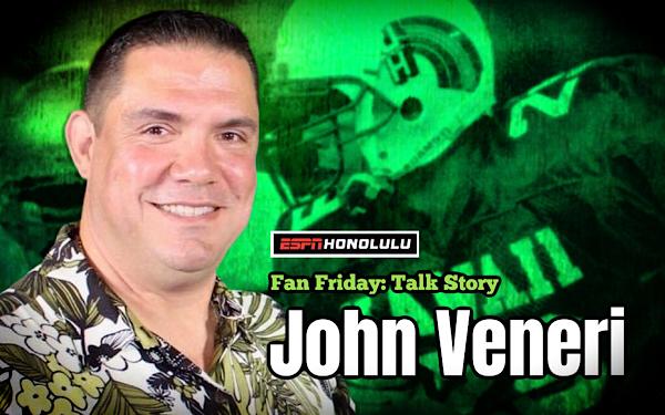 Friday: John Veneri